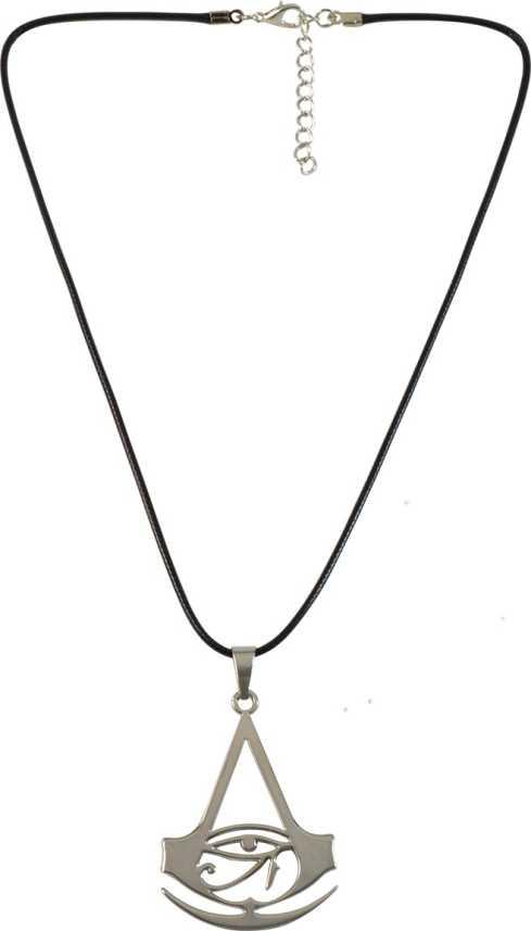Sarah Sarah Assassin Creed Pendant Necklace For Men Metal Necklace