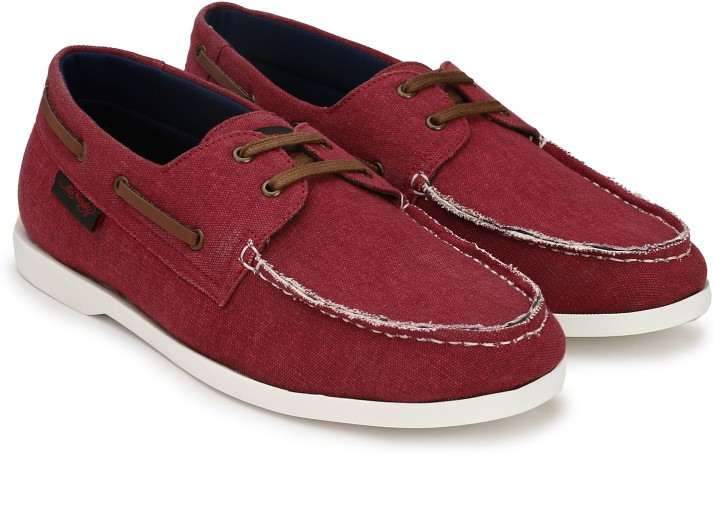 Ed Hardy Boat Shoes For Men - Buy Ed