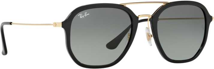 385acafbc8 Buy Ray-Ban Round Sunglasses Grey For Men   Women Online   Best Prices in  India