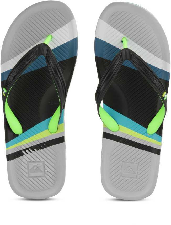 bf0b98070f9 Quiksilver HALEIWA PRINT Flip Flops - Buy Quiksilver HALEIWA PRINT Flip  Flops Online at Best Price - Shop Online for Footwears in India