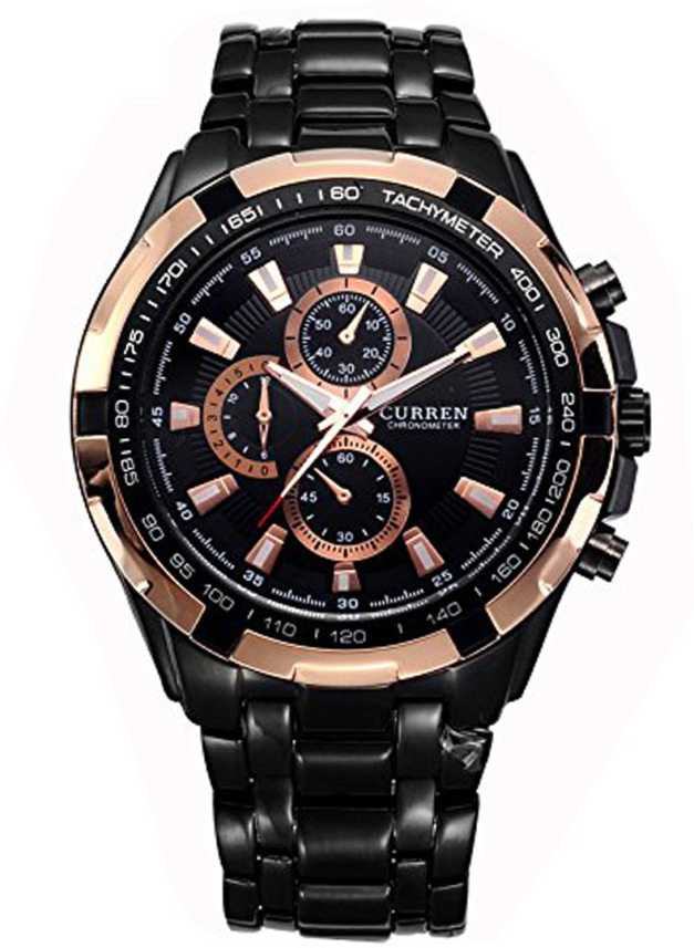 Cur Black Gold 0786 Decker Og Watch