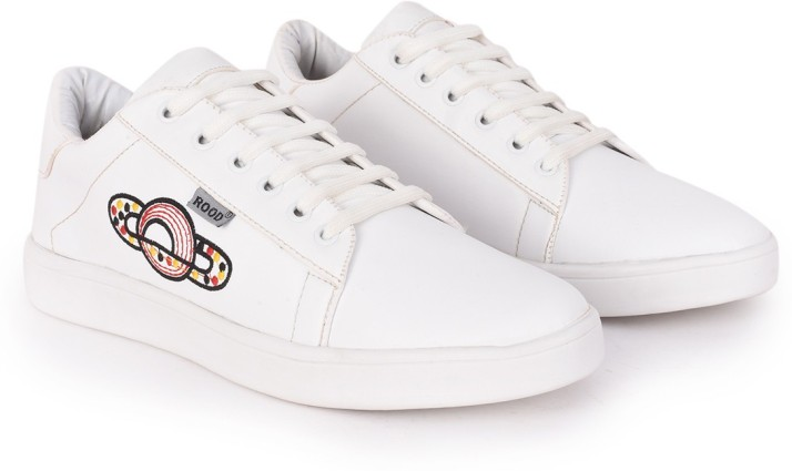 ROOD White Sneakers Sneakers For Men
