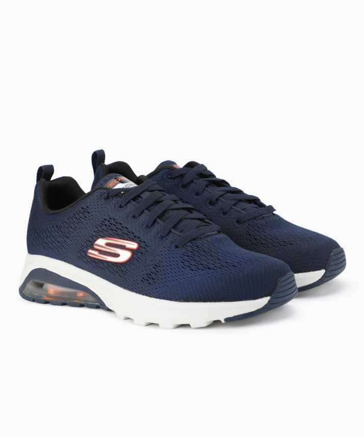9c2a8e0ff084f Skechers Running shoe For Men - Buy Nvy, Orng Color Skechers Running ...