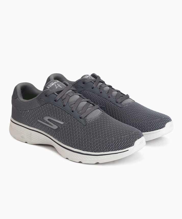 skechers shoes grey