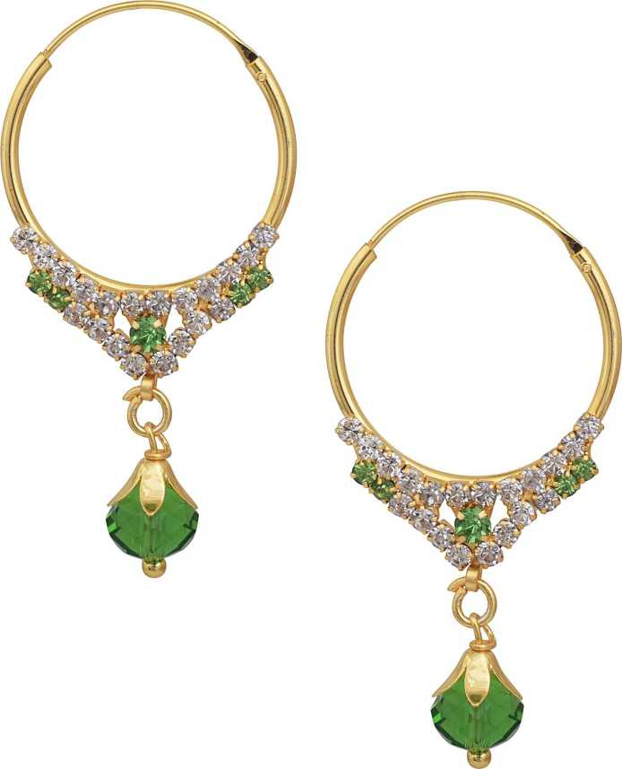 2986b72d069 ADD TO CART. BUY NOW. Home · Jewellery · Artificial Jewellery · Earrings ·  Memoir Earrings. Memoir Gold plated Brass ...