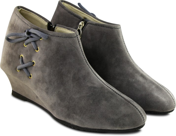 TEQTO Designer Ankle Boots For Women