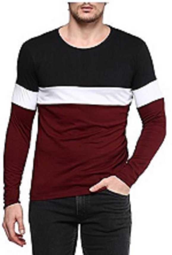df52d19132a Veirdo Self Design Men s Round Neck Black T-Shirt - Buy Veirdo Self Design  Men s Round Neck Black T-Shirt Online at Best Prices in India