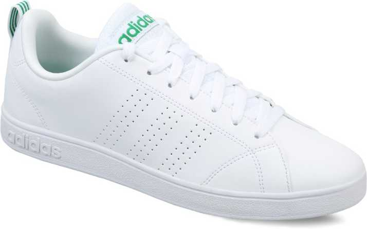 sports shoes 30387 abf78 ADIDAS NEO ADVANTAGE CLEAN VS Sneakers For Men (White)