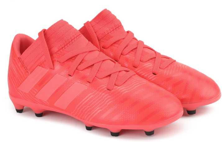 ADIDAS Boys Lace Football Shoes
