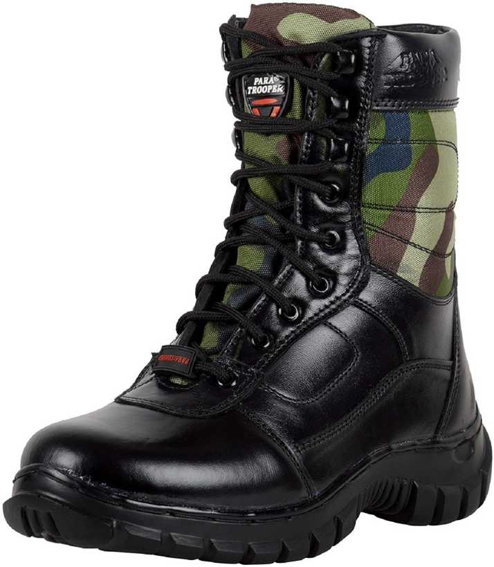 4ea872791c Para Trooper Combat Army Boot For Men Boots For Men