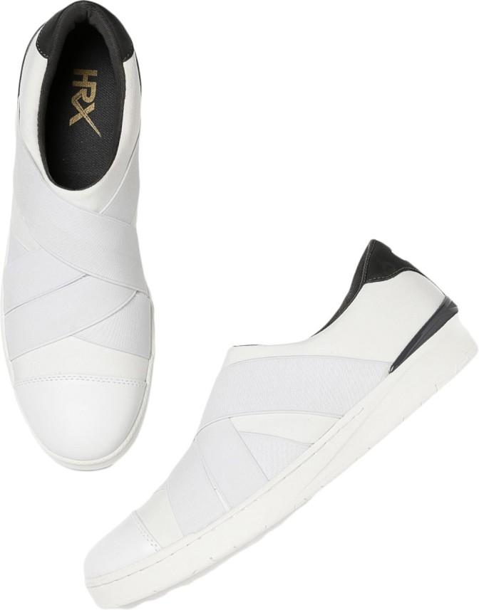 HRX by Hrithik Roshan Slip On Sneakers