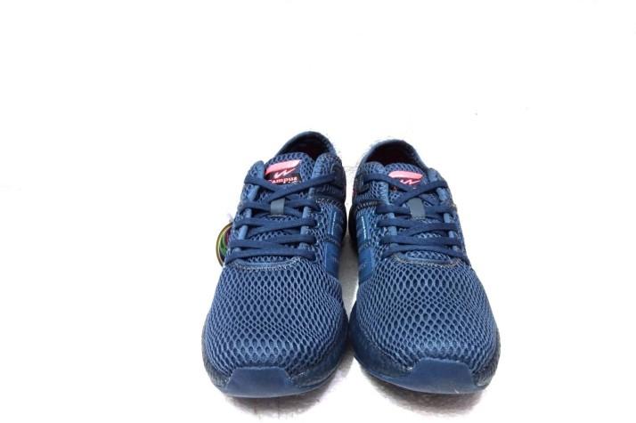 Campus Battle AF.BLU Running Shoes For