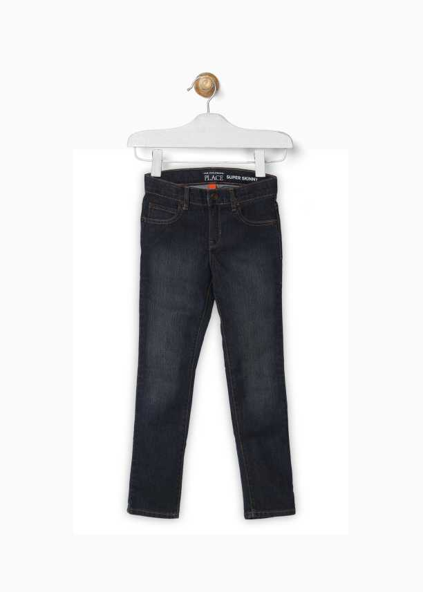1a6c9c19a The Children's Place Regular Boys Blue Jeans - Buy DKWEARWASH The Children's  Place Regular Boys Blue Jeans Online at Best Prices in India | Flipkart.com