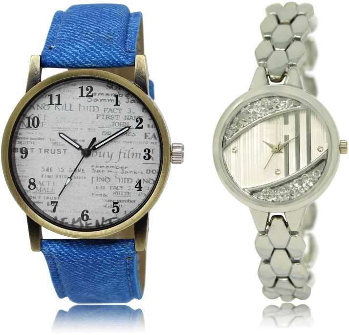 Red Robin Lr 28 223 Latest Set Of 2 Stylish Attractive Professional Designer Combo Analog Watch For Men Women Buy Red Robin Lr 28 223 Latest Set Of 2 Stylish Attractive
