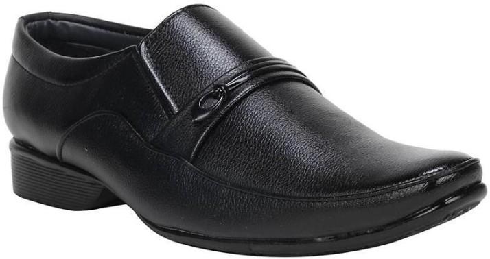 Wenzel Men's Formal Leather Shoes Slip