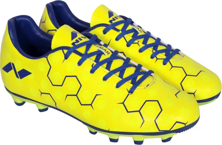 Nivia Ditmar Football Shoes For Men