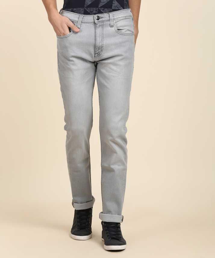 f3175784 Lee Regular Men Grey Jeans - Buy Lee Regular Men Grey Jeans Online at Best  Prices in India   Flipkart.com