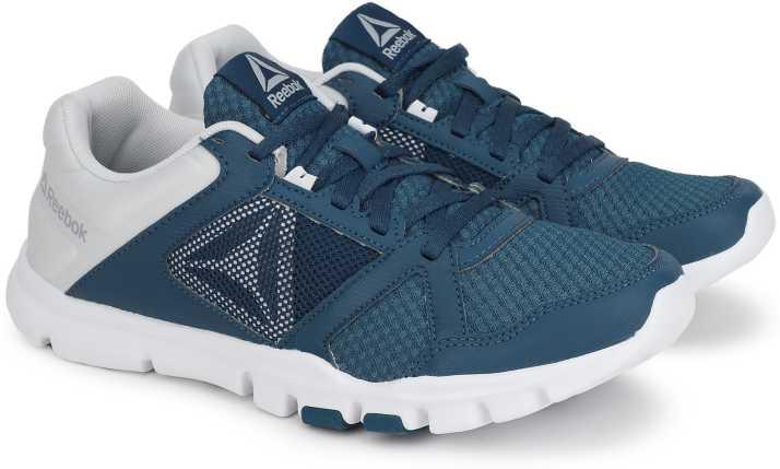 Shoes Reebok Yourflex Train 10 Mt CN4726 BlueWhiteGrey