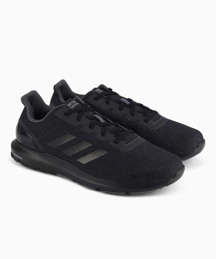 promo code 381d6 0cdd8 ADIDAS COSMIC 2 Running Shoes For Men (Black)