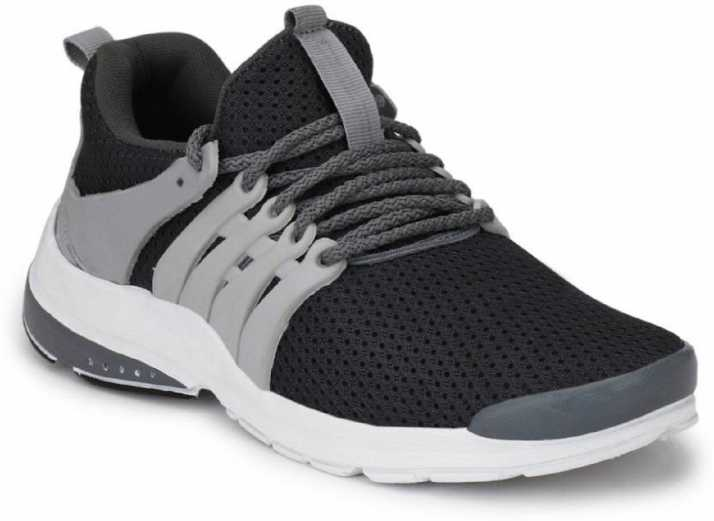 fdacda3539 Aadi Aadi Men's Grey Mesh Running Sport Shoes Running Shoes For Men (Grey,  Black)