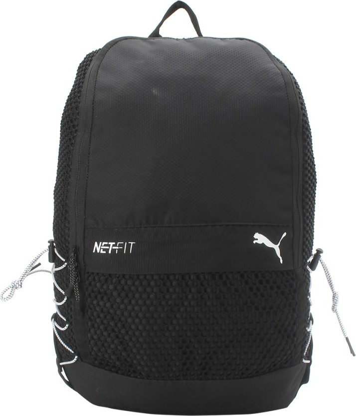 Puma Backpack Netfit Rucksack Black OSFA