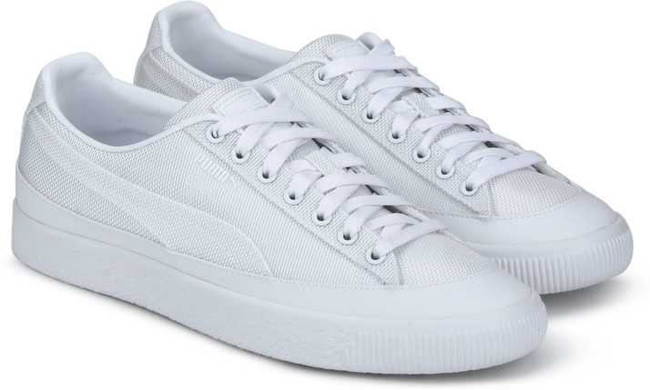 newest 32624 3af9f Puma Clyde Rubber Toe Sneakers For Men