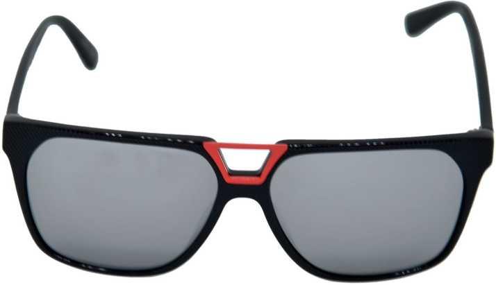 9f18222f5713 Buy BMW Rectangular Sunglasses Silver For Men   Women Online   Best ...