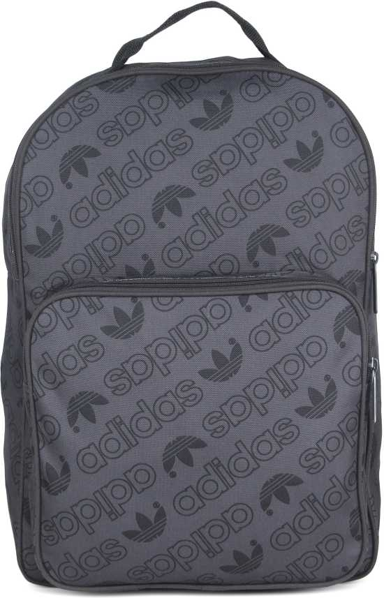 ADIDAS CLASSIC BP TREF 26 L Backpack CARBON - Price in India ... 7d45aa86dfff5