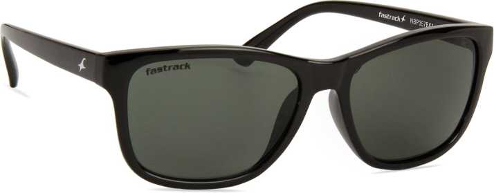 c8ca4aaeb236 Buy Fastrack Wayfarer Sunglasses Black For Men   Women Online   Best Prices  in India