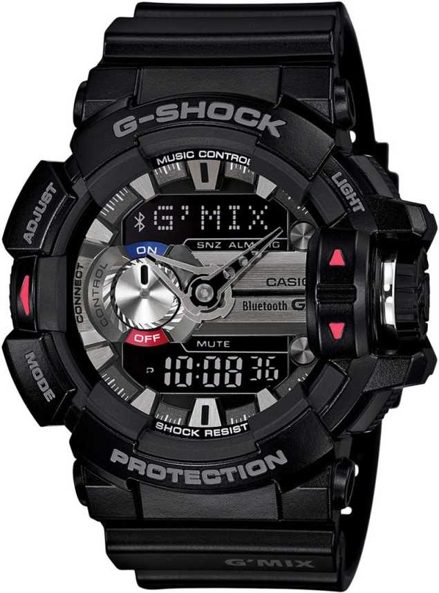 7957aa0d0ba0 Casio G556 G-SHOCK Bluetooth G Mix Watch - For Men - Buy Casio G556 G-SHOCK  Bluetooth G Mix Watch - For Men G556 Online at Best Prices in India
