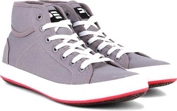 6dcad6b43b76 Peter England PE Mid Ankle Sneakers For Men - Buy GREY Color Peter England  PE Mid Ankle Sneakers For Men Online at Best Price - Shop Online for  Footwears in ...