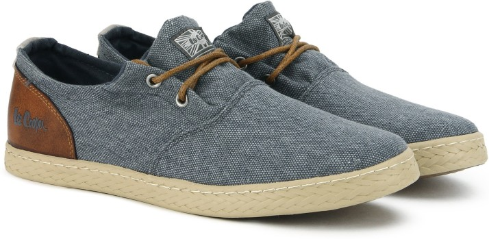 Lee Cooper LC3676 Canvas Shoes For Men