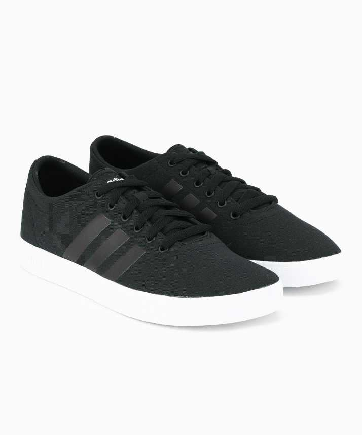 Buy Adidas Black Easy Vulc 2.0 Shoes for Men Online in India