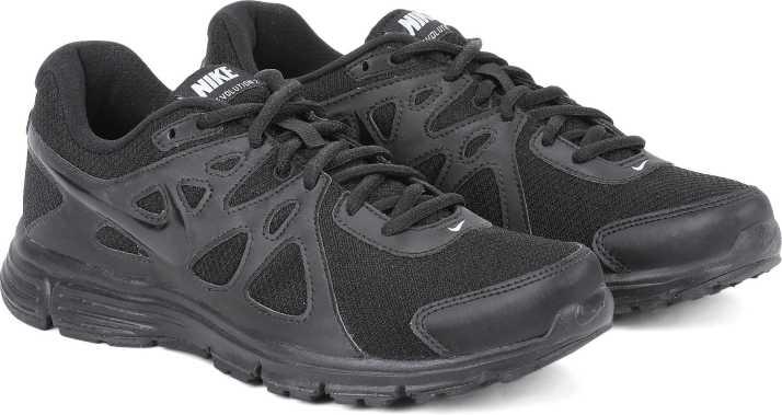 brand new d6586 62ea4 Nike REVOLUTION 2 MSL Running Shoes For Men (Black)