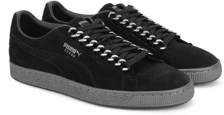 Puma Suede Classic x Chain Sneakers For Men