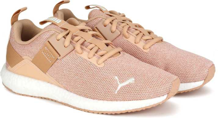 0d0129660d9 Puma Mega NRGY Street Wn s Running Shoes For Women - Buy Peach Beige ...
