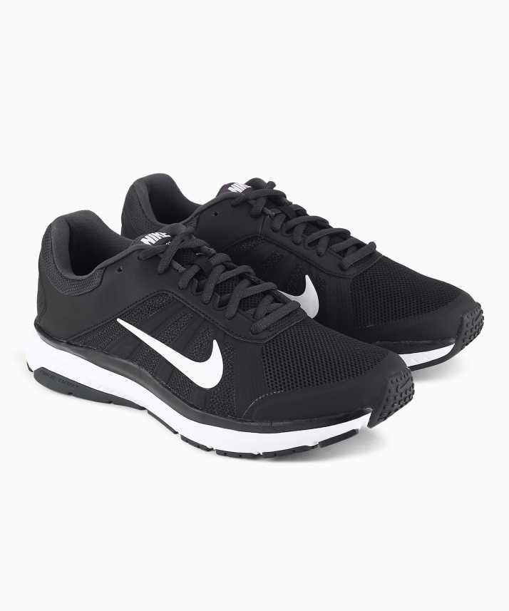 3573a8b75698 Nike WMNS DART 12 MSL Running Shoes For Women - Buy BLACK WHITE ...