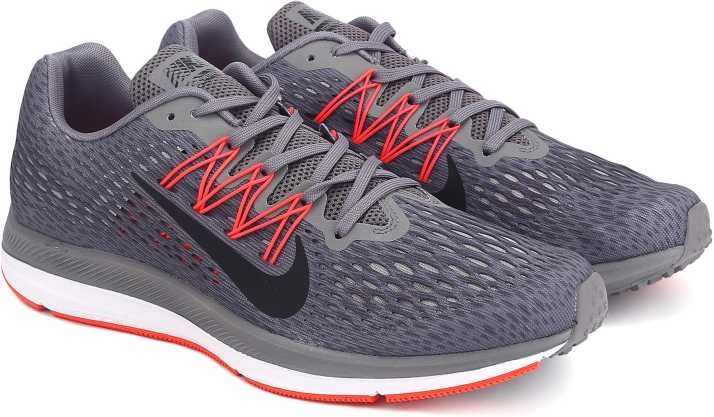 size 40 f05f6 5ad2d Nike ZOOM WINFLO 5 Walking Shoes For Men