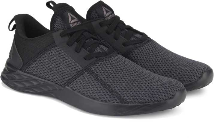 ef438b7deb2 REEBOK ASTRORIDE STRIKE Running Shoes For Women - Buy BLACK ASH GREY ...