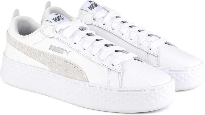 Puma Puma Smash Platform L Sneakers For Women