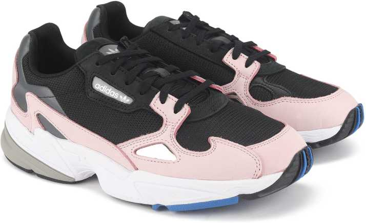 Adidas Originals Falcon Running Shoes For Women Buy Cblack Cblack