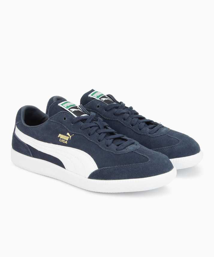 33ac501b0e5cfe Puma Liga Suede Sneakers For Men - Buy Puma Liga Suede Sneakers For ...
