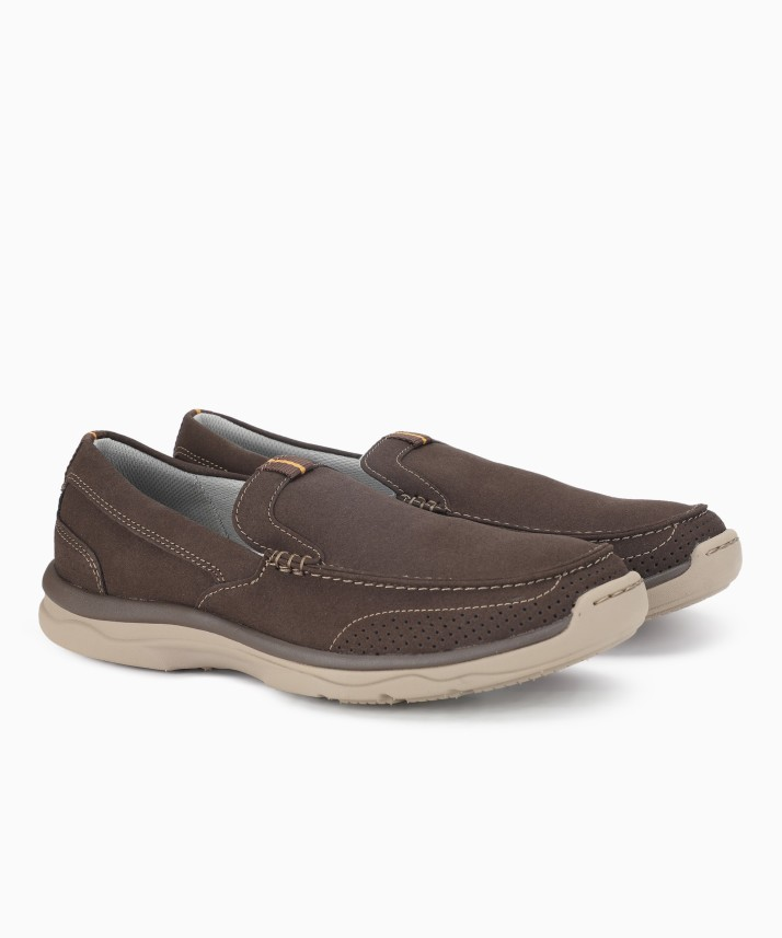 Clarks Mens Casual Slip On Shoes Marus Step