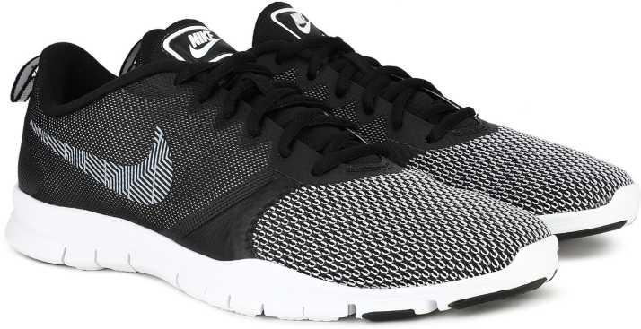 e7eaf13fde5521 Nike W NIKE FLEX ESSENTIAL TR PT Training   Gym Shoes For Women (Black)