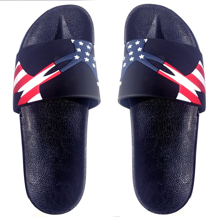 ADJ Rubber House Slippers For Men And