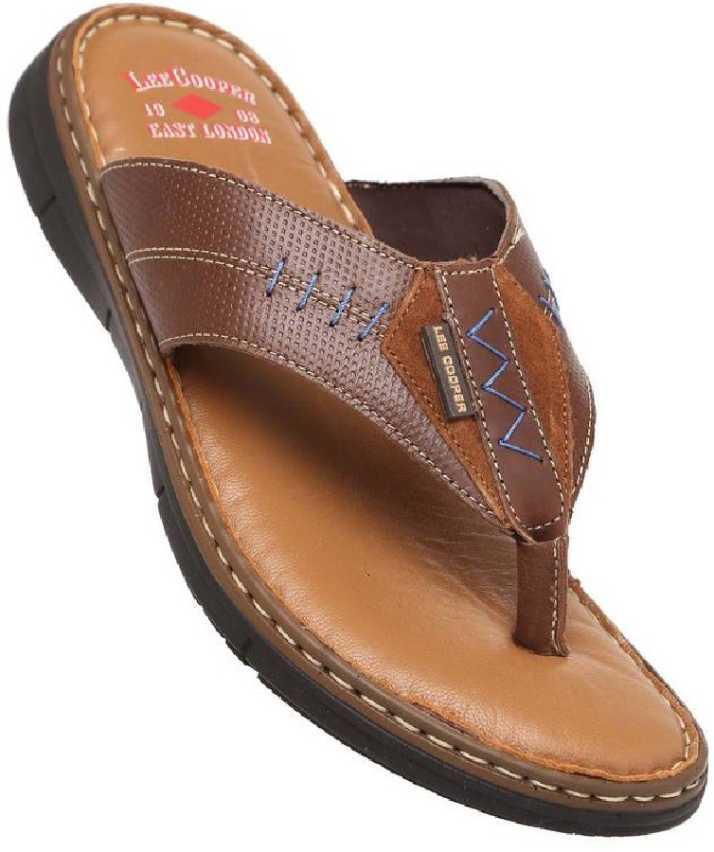 361bd0c05daf02 Lee Cooper Men Brown Sandals - Buy Lee Cooper Men Brown Sandals Online at  Best Price - Shop Online for Footwears in India
