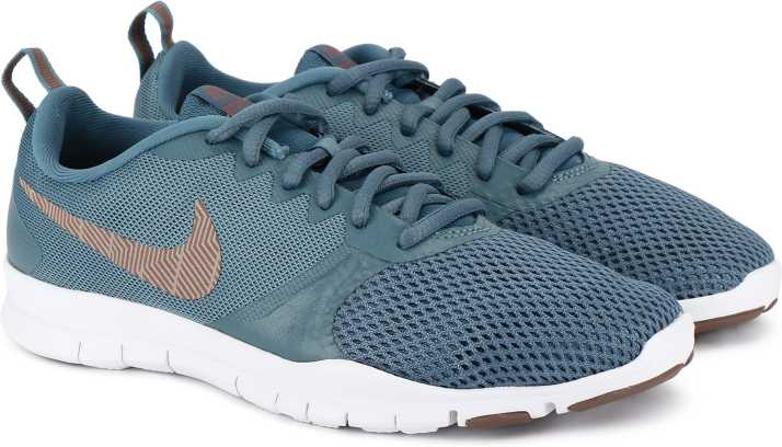 54b6195e537c2d Nike WMNS NIKE FLEX ESSENTIAL TR Training   Gym Shoes For Women (Blue)
