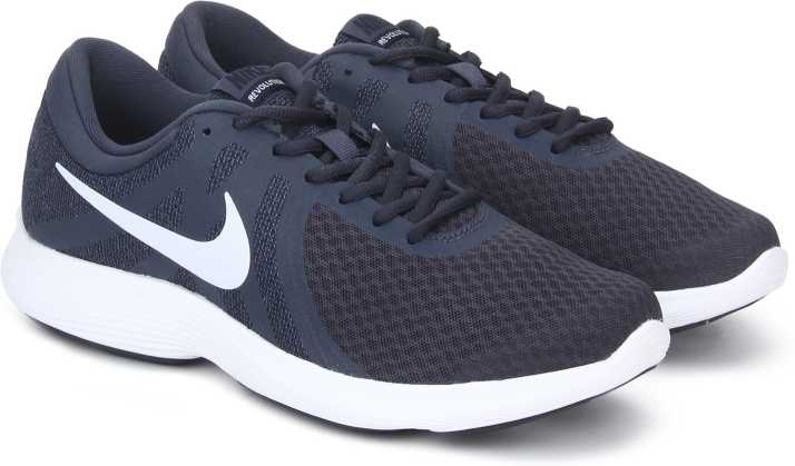 Atravesar su Edredón  Nike Revolution 4 Running Shoes For Men - Buy Nike Revolution 4 Running  Shoes For Men Online at Best Price - Shop Online for Footwears in India    Flipkart.com