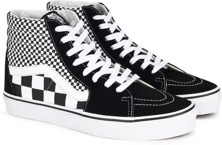 fabad15a4929ea Vans High Tops For Men - Buy Vans High Tops For Men Online at Best Price -  Shop Online for Footwears in India