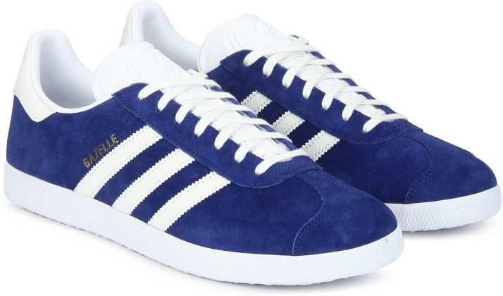 buy popular 7cd6a a6a85 ADIDAS ORIGINALS GAZELLE Sneakers For Men - Buy ADIDAS ORIGINALS GAZELLE  Sneakers For Men Online at Best Price - Shop Online for Footwears in India  ...